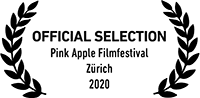 Official Selection Pink Apple Filmfestival Zürich 2020